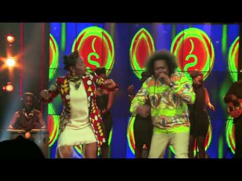 Yemi Alade & Jua Cali - Taking Over-Ngeli Ya Genge Mash Up Coke Studio Africa_HD