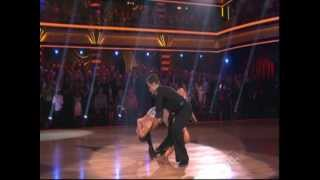 Train singing Drive BY with Cheryl Burke & Louis Van Amstel dancing on DWTS 4-17-12.mpg
