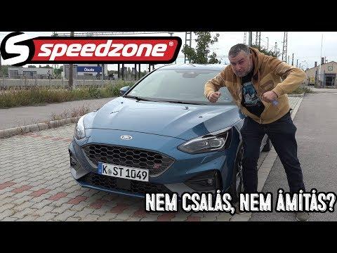 Speedzone teszt: Ford Focus ST3: Nem csalás, nem ámítás?