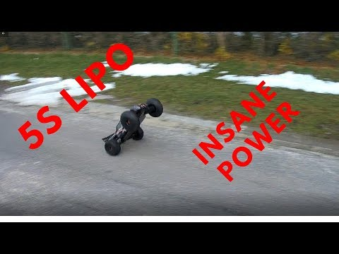 Insane RC Car