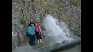 preview picture of video 'LA QUIACA SOL Y DELFINA'