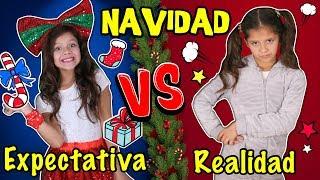 🎄 ¡¡EXPECTATIVA VS REALIDAD De NAVIDAD!! 🎅 ¡¡Nuestra RUTINA DE LA MAÑANA En VACACIONES De NAVIDAD!