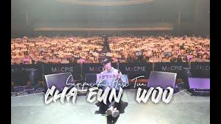 Cha Eun-Woo - Sampai Ke Hati Tua (Aizat Amdan) Just One 10 Minutes Fanmeeting In Kuala Lumpur