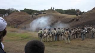 Fort fisher reenactment 6 - Video Youtube