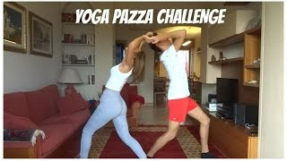 YOGA PAZZA CHALLENGE?! - That'sMich