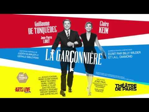 Bande annonce la garçonnière au Théâtre de Paris