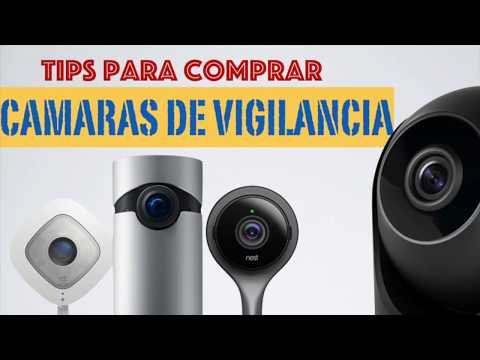 Tips para comprar Camaras de Vigilancia