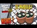 GTA 5 : Localisation des 27 Peyotls ! Tout les Animaux de GTA 5 ! ( GTA 5 Next Gen Gameplay )