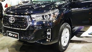 2018 Toyota Revo 4 ประตู Prerunner 2.4 E Plus ราคา 849,000 บาท