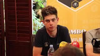 Wout van Aert benadrukt nogmaals: Geen WK wielrennen