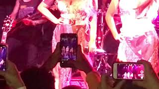 "DANITY KANE ""RHYTHM OF LOVE"" LIVE (UNIVERSE IS UNDEFEATED TOUR) NYC !!!"