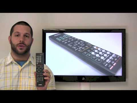 YAMAHA RAV285 Audio/Video Receiver Remote Control