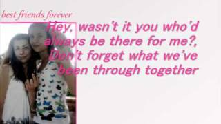 KSM - Best friends forever /KARAOKE/ instrumental