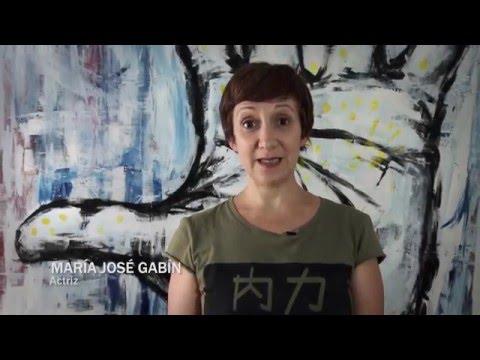 Campaña Doná para las Abuelas - María José Gabín