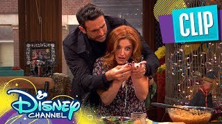 Mom's Got a Date with a Monster 😱| Raven's Home | Disney Channel