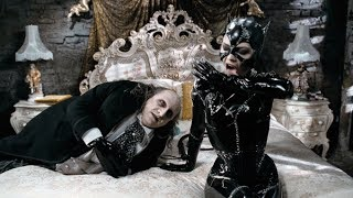 Catwoman Visits Penguin | Batman Returns (4k Remastered)
