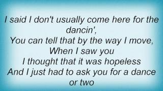 Alan Jackson - Dancin' All Around It Lyrics