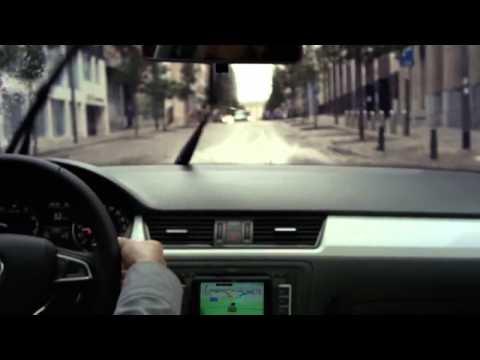 Skoda  Spaceback Хетчбек класса B - рекламное видео 3