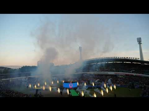 The 2019 Opening Ceremony fireworks