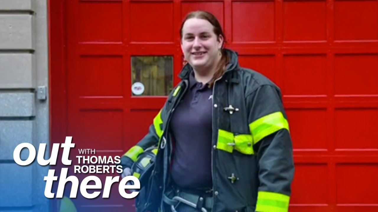 NYC's First And Only Transgendered Firefighter | Out There | msnbc thumbnail