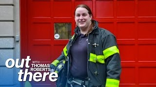 NYC's First And Only Transgendered Firefighter | Out There | Msnbc