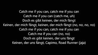 Capo & Nimo   Roadrunner Lyrics