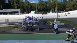 Медисон 49 кругов (юниоры) ЗАВАЛ