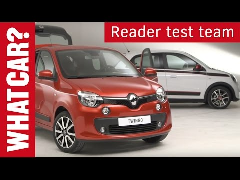 What Car? readers preview the 2014 Renault Twingo