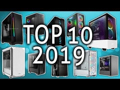 Die BESTEN Gehäuse 2019 [2020]   TOP 10 GAMING PC Gehäuse!