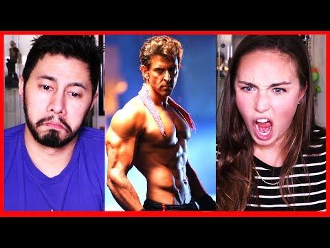 DEFEAT DEFEAT BRAND FILM | Hrithik Roshan | Reaction w/ Sara! (видео)