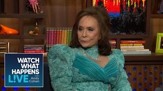 Loretta Lynn Spills The Lore-Tea On Elvis, Frank Sinatra, And Dolly Parton | WWHL