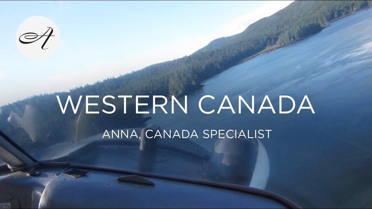 My travels in Western Canada