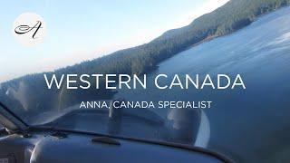 My travels in Western Canada