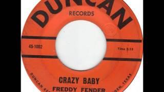 Freddy Fender - Crazy Baby