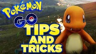 Pokémon Go Guide: Tips and Tricks