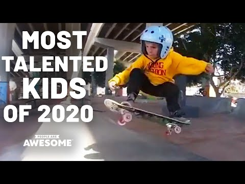 These Incredibly Gifted Kids are Future Sports Stars!