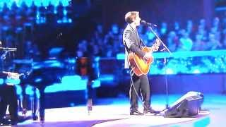James Blunt- Blue On Blue at Royal Albert Hall 09.11.13 HD