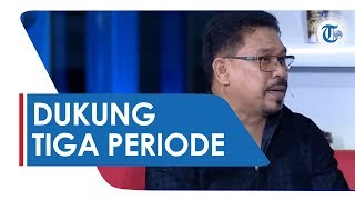 Wacana Masa Jabatan Presiden Tiga Periode Didukung Politisi NasDem Zulfan Lindan: Enggak Usah Takut