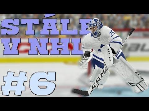 NHL 19 | KOBLIH GOLMANEM #6 | ZÁPAS PROTI CROSBYMU! | CZ/SK