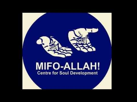 ASALATU MIFO ALLAH! PART 1 2018  Islamic Music Yoruba