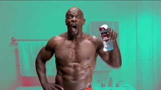 All of the Terry Crews Old Spice Commercials
