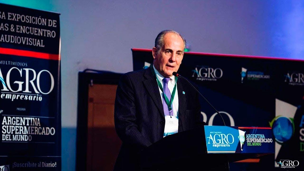 Jorge Dillon - Presidente del SENASA