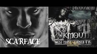 ITS IN MY BLOOD PRT 1 & 2 SCARFACE & YUKMOUTH