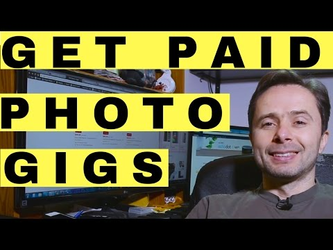 How to Get Paid Photography Freelance Jobs and Video gigs Online for Beginners
