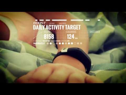 Video of Bowflex Boost