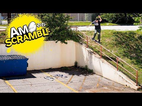 Rough Cut: Ducky Kovac's Am Scramble Footage