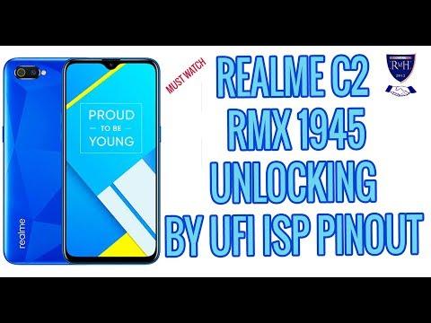 How to Unlock Oppo Realme 2 (RMX1809) OFFLINE By UFI ISP