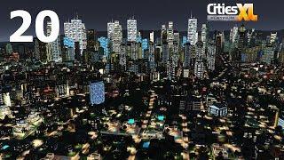 Cities XL. #20. Развиваем город дальше.