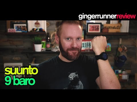 SUUNTO 9 BARO REVIEW | The Ginger Runner
