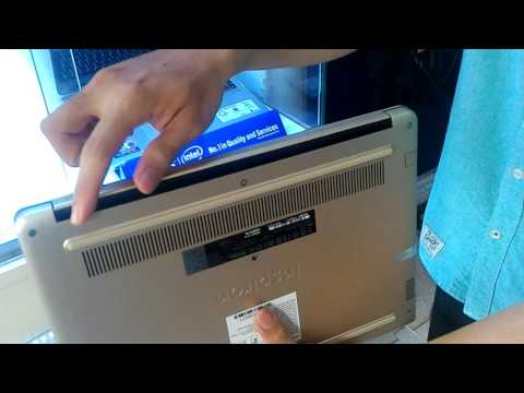 Laptop Dell Inspiron 7460  Intel® Kaby Lake Core™ i7  7500U  8GB  1TB  128GB SSD  GT940MX FHD